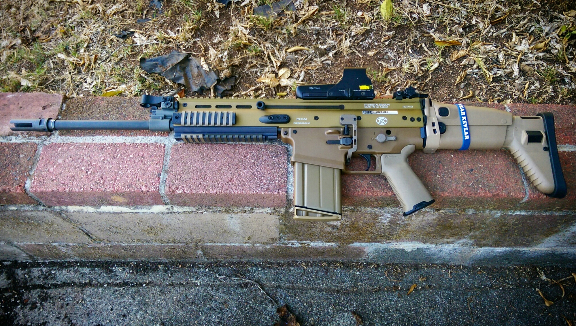 The Fifty Shades of FDE SCAR 17 – Fifty Shades of FDE