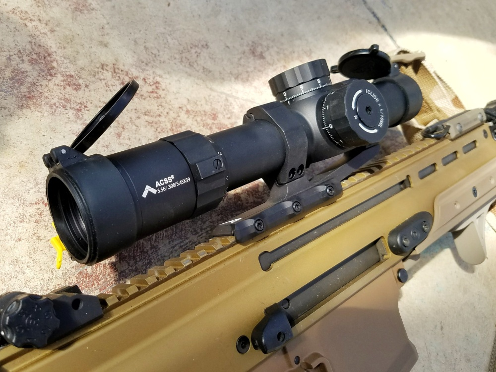 Report: Primary Arms Platinum 1-8×24 FFP Optic – Fifty Shades of FDE